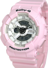 Casio Baby-G Ladies BA-110BE-4ADR