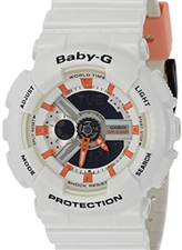 Casio Baby-G Ladies BA-110PP-7A2DR