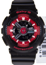 Casio Baby-G Ladies BA-110SN-1ADR