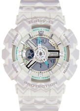 Casio Baby-G Ladies BA-110TP-8ADR