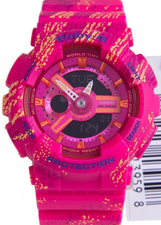Casio Baby-G Ladies BA-110TX-4ADR