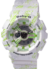 Casio Baby-G Ladies BA-110TX-7ADR
