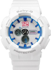Casio Baby-G Ladies BA-120-7BDR
