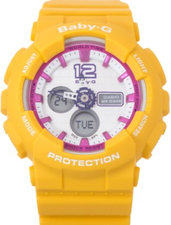 Casio Baby-G Ladies BA-120-9BDR