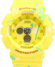 Casio Baby-G Ladies BA-120SC-9ADR