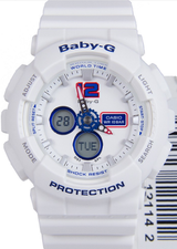 Casio Baby-G Ladies BA-120TR-7BDR