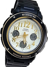 Casio Baby-G Ladies BGA-151EF-1BDR