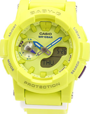 Casio Baby-G Ladies BGA-185-9ADR