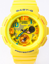 Casio Baby-G Ladies BGA-190-9BDR