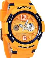 Casio Baby-G Ladies BGA-210-4BDR