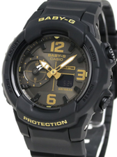 Casio Baby-G Ladies BGA-230-1BDR