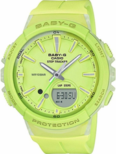 Casio Baby-G Ladies BGS-100-9ADR