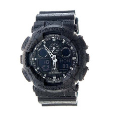 Casio G-Shock Mens GA-100CG-1ADR