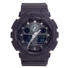 Casio G-Shock Mens GA-100MB-1ADR