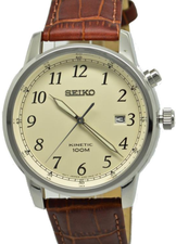 Seiko Mens Kinetic SKA779P1