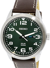 Seiko Mens Solar Watch SNE473P1