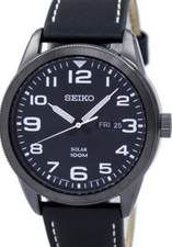 Seiko Mens Solar Watch SNE477P1