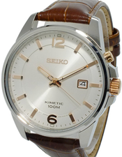 Seiko Kinetic Mens SKA669P1