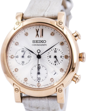 Seiko Chronograph Ladies SRW834P1
