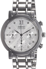 Seiko Chronograph Ladies SRW837P1