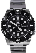 Seiko 5 Sports Mens Automatic SNZJ19J1
