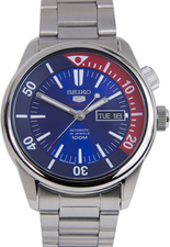 Seiko 5 Sports Mens Automatic SRPB25J1