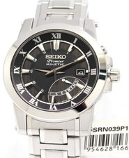 Seiko Premier Kinetic Mens SRN039P1