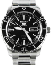 Seiko 5 Sports Homme automatique SNZH55K1