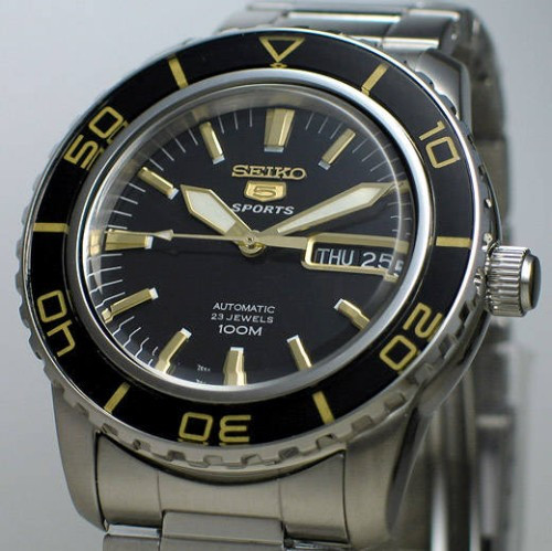 f6468882c Seiko 5 Sports Men's Automatic SNZH57K1 - BEST QUALITY WATCHES