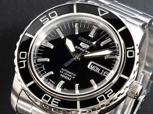 Seiko 5 Sports Men's Automatic SNZH55J1
