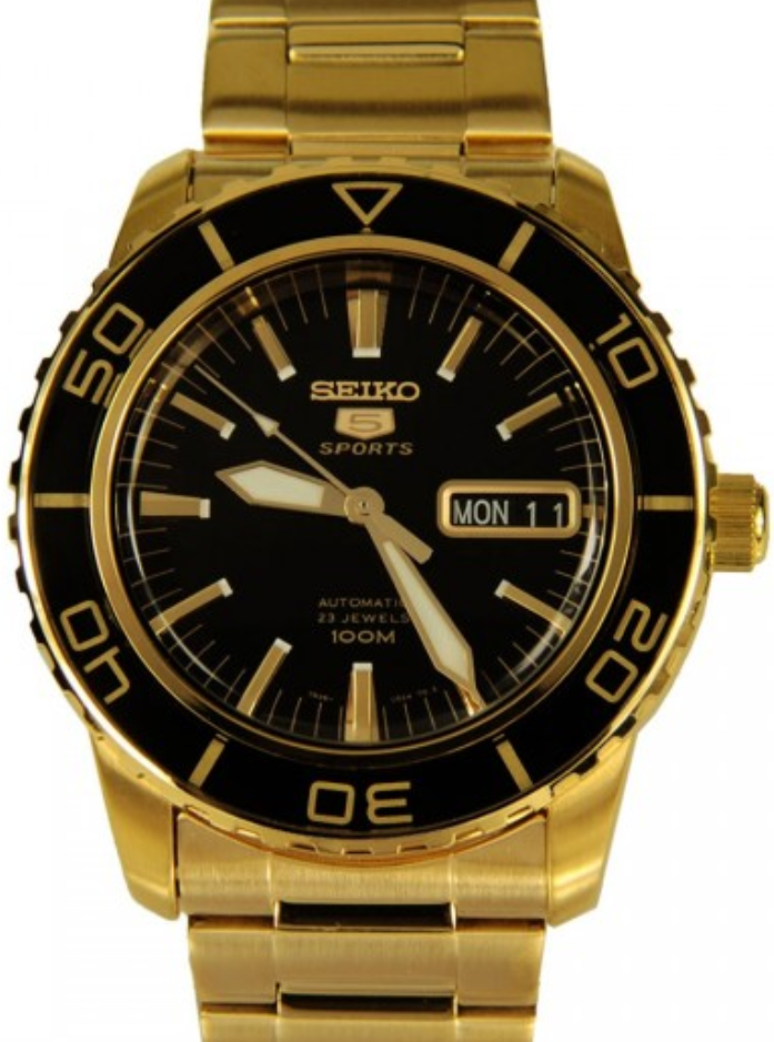 6893bce99 Seiko 5 Sports Men's Automatic SNZH60K1 - BEST QUALITY WATCHES