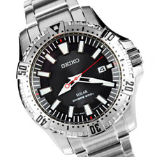 Seiko Mens Solor Drivers SNE293P1