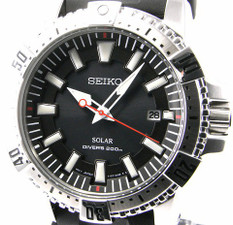 Seiko Mens Solor Drivers SNE293P2