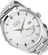 Seiko Mens Kinetic Watch SRN043P1