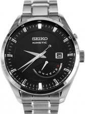 Seiko Mens Kinetic Watch SRN045P1