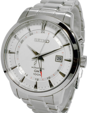 Seiko Mens Kinetic GMT SUN029P1
