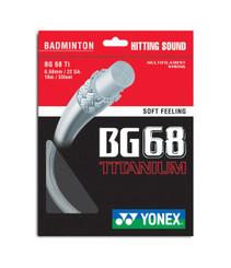 YONEX BG68Ti 10m