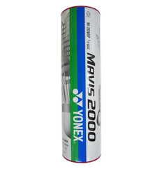 YONEX MAVIS 2000 - SPEED FAST / RED - 1 TUBE