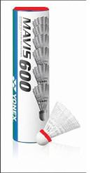YONEX MAVIS 600 - SPEED FAST / RED - 1 TUBE