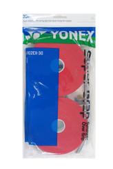 YONEX 30 PACK SUPER GRAP - AC102EX-30 WINE RED