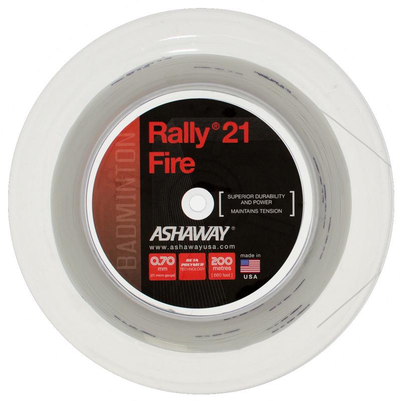 Ashaway ZyMax 64 TX Badminton 200m Reel