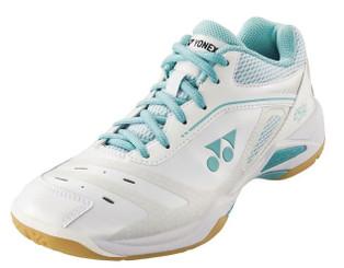 YONEX POWER CUSHION 65X LADIES - WHITE/MINT