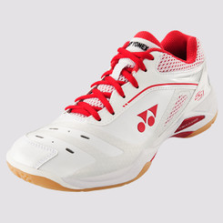 YONEX POWER CUSHION 65Z SHB65LEX LADIES - WHITE/RED