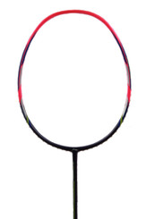 LI-NING WINDSTORM 78 PURPLE/PINK - FREE STRINGING + FREE GRIP