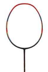 LI-NING WINDSTORM 78 GREY/RED - FREE STRINGING + FREE GRIP