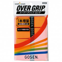 GOSEN SUPER GRIP 4 PACK AC26SP - ORANGE - MADE IN JAPAN