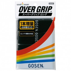 GOSEN SUPER GRIP 4 PACK AC26SP - BLACK - MADE IN JAPAN