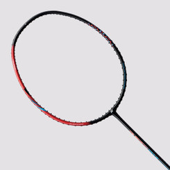 YONEX ASTROX SMASH F5 BLACK/FLAME RED - STRUNG + FREE GRIP