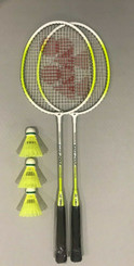 YONEX 2 PLAYER COMBO BADMINTON SET