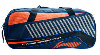 LI-NING BADMINTON TOURNAMENT BAG ABJP088-2 - BLUE/ORANGE